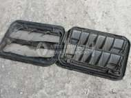 Фото решетка вентиляции багажника на renault kangoo 7700838358